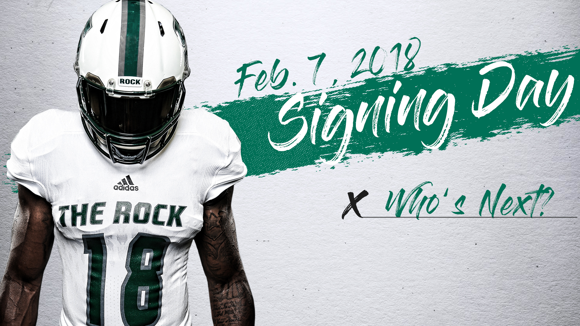 0f85aace9 Rock signs 34 on National Signing Day - Slippery Rock University ...